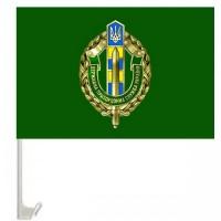 Автомобільний прапорець значок ДПСУ