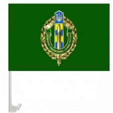 Купить Автомобільний прапорець значок ДПСУ в интернет-магазине Каптерка в Киеве и Украине