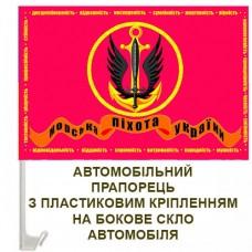 Купить Автомобільний прапорець Морської Піхоти України в интернет-магазине Каптерка в Киеве и Украине