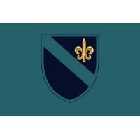 Прапор 140 Окремий Розвідувальний Батальйон Морської Піхоти України