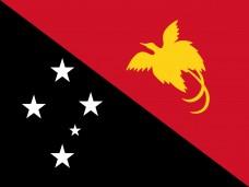 Прапор Папуа - Нова Гвінея