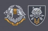 Прапор Командування ССО ЗСУ (два знаки)