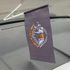 Автомобільний прапорець ССО Вовкулака