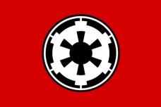 Купить Прапор Galactic Empire (Імперський флаг) в интернет-магазине Каптерка в Киеве и Украине