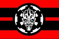 Прапор Darth Maul Star Wars