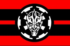Прапор Darth Maul Star Wars