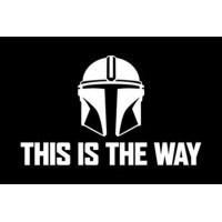 Прапор This Is The Way