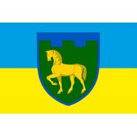 Прапор 111 окрема бригада ТрО Луганська область