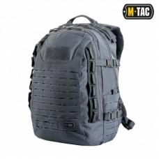 35л Рюкзак M-TAC INTRUDER PACK GREY со съемной админпанелью