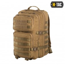 35л рюкзак LARGE ASSAULT PACK M-Tac цвет койот