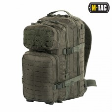 20л рюкзак M-Tac ASSAULT PACK LASER CUT OLIVE