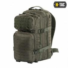 Купить 20л рюкзак M-Tac ASSAULT PACK LASER CUT OLIVE в интернет-магазине Каптерка в Киеве и Украине