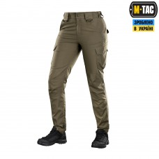 Брюки AGGRESSOR LADY FLEX DARK OLIVE M-TAC