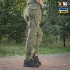 Жіночі брюки M-TAC AGGRESSOR LADY FLEX ARMY OLIVE Teflon