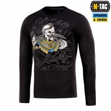 Купить Футболка M-Tac ЗЕМЛЯ КОЗАКІВ довгий рукав  в интернет-магазине Каптерка в Киеве и Украине