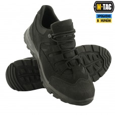 Кросівки M-TAC LEOPARD II R BLACK