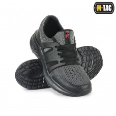 Кросівки M-TAC TRAINER PRO VENT GEN.II BLACK/GREY