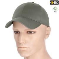 Бейсболка M-TAC Teflon ріп-стоп FOLIAGE GREEN
