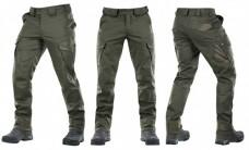 Купить Брюки M-TAC Aggressor Gen ІІ Flex Army Olive в интернет-магазине Каптерка в Киеве и Украине