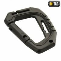 Карабін пластиковий M-Tac TACTICAL BLACK
