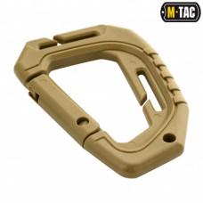 Карабін пластиковий M-Tac TACTICAL COYOTE