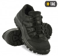 Кросівки M-TAC LEOPARD R WINTER BLACK утеплені