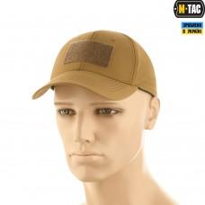 Купить Бейсболка з липучками M-TAC FLEX LIGHTWEIGHT COYOTE BROWN в интернет-магазине Каптерка в Киеве и Украине