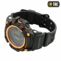Годинник M-TAC ADVENTURE BLACK/ORANGE