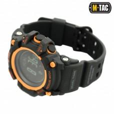Купить Годинник M-TAC ADVENTURE BLACK/ORANGE в интернет-магазине Каптерка в Киеве и Украине
