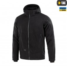 Куртка M-TAC RIDER WINDBLOCK FLEECE BLACK