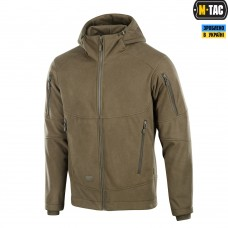 Куртка M-TAC RIDER WINDBLOCK FLEECE DARK OLIVE