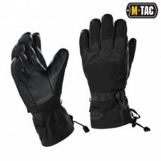 Рукавички зимові M-Tac North Tactical Black
