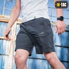 Купить Шорти M-Tac Aggressor Lite Anthracite в интернет-магазине Каптерка в Киеве и Украине