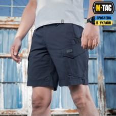 Купить Шорти M-Tac Aggressor Lite Dark Navy Blue в интернет-магазине Каптерка в Киеве и Украине