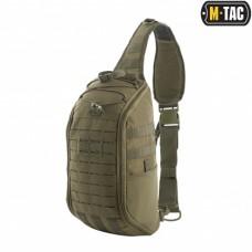 Сумка рюкзак однолямочний M-Tac ARMADILLO RANGER GREEN