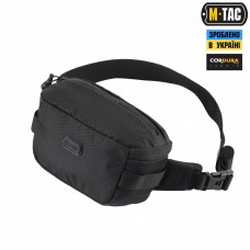 Сумка M-TAC TACTICAL WAIST BAG ELITE HEX BLACK