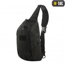 Сумка рюкзак однолямочний M-Tac ARMADILLO RANGER BLACK