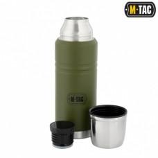 Термос M-TAC 0.75л олива-нерж