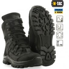 Зимові тактичні черевики M-TAC MK.2W R GEN.II утеплювач Foitex BLACK