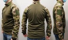 Тактична сорочка UBACS камуфляж MC