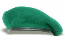 Купить Берет прикордонний зелений безшовний в интернет-магазине Каптерка в Киеве и Украине