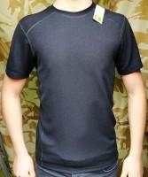 Футболка CoolPass Military Style Чорна