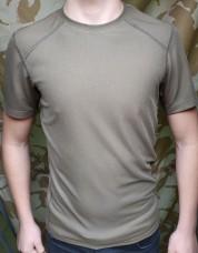 Купить Футболка Coolpass Military Style Олива в интернет-магазине Каптерка в Киеве и Украине