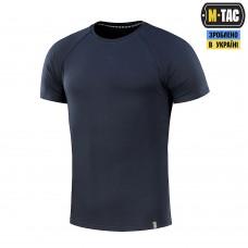 Купить M-Tac футболка реглан 93/7 Dark Navy Blue в интернет-магазине Каптерка в Киеве и Украине