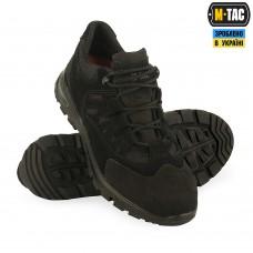 Кросівки M-TAC LEOPARD II WIDE BLACK
