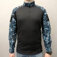 Купить Тактична сорочка UBACS NAVY Camo в интернет-магазине Каптерка в Киеве и Украине