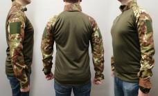 Купить Тактична сорочка UBACS vegetato camo в интернет-магазине Каптерка в Киеве и Украине