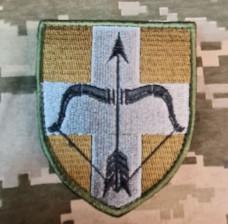 Нарукавний знак 39 Зенітний Ракетний Полк польовий