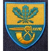 Нарукавний знак 61 Окрема Піхотна Єгерська Бригада