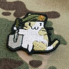 Патч Котик-Піхотинець